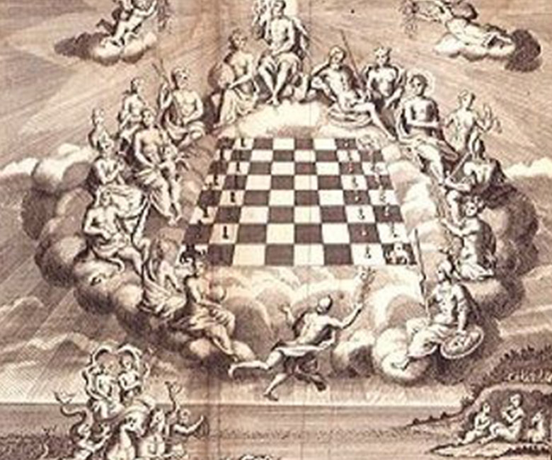 The history of the chessfigures